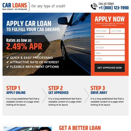 Automobile Financing, Del-One FCU, Newark, DE