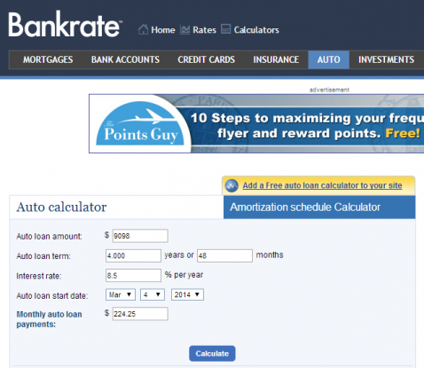 Suntrust Car Loan Online Pay